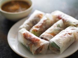 広末涼子リクエストのハーブソーセージの春巻きレシピ