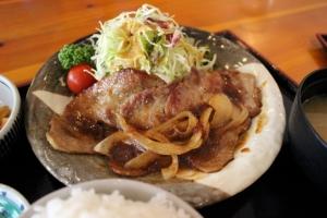 ノンストップ内のコーナー坂本昌行のonedishで紹介された新たまソースのしょうが焼き