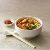 男子ごはん【塩パーコー麺】レシピ