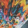 マツコの知らない世界【折り紙】進化系おりがみ・千代切紙・月ほたる
