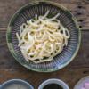 男子ごはん【うまダレ油うどん】夏のアレンジ麺レシピ