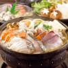火曜サプライズ 【自然薯でトロロつくね鍋】レシピ