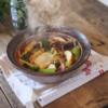 男子ごはん【大豆とごぼうの甘辛タレがらめうどん】冬のあったかアレンジ麺レシピ