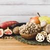 きょうの料理【れんこん&豆腐白玉のごまクリームソース】野菜のおやつ!田中愛子レシ