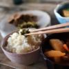 男子ごはん【たこ飯】春の和定食レシピ(2019/3/31)
